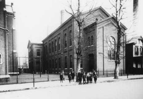 Assumption - school (1920s)