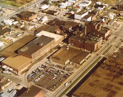 Aerial view c1970