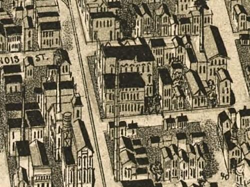 Fulton Ave 1888