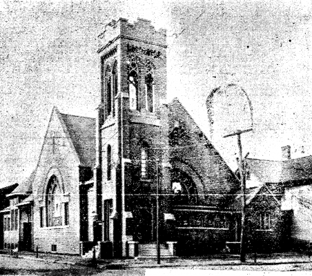 Old Central Methodist 1907