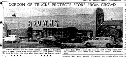 Browns Supermarket (1946 Sept 19) 2
