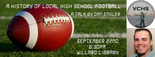 History of Local High School Football @ Willard Library | Evansville | Indiana | United States