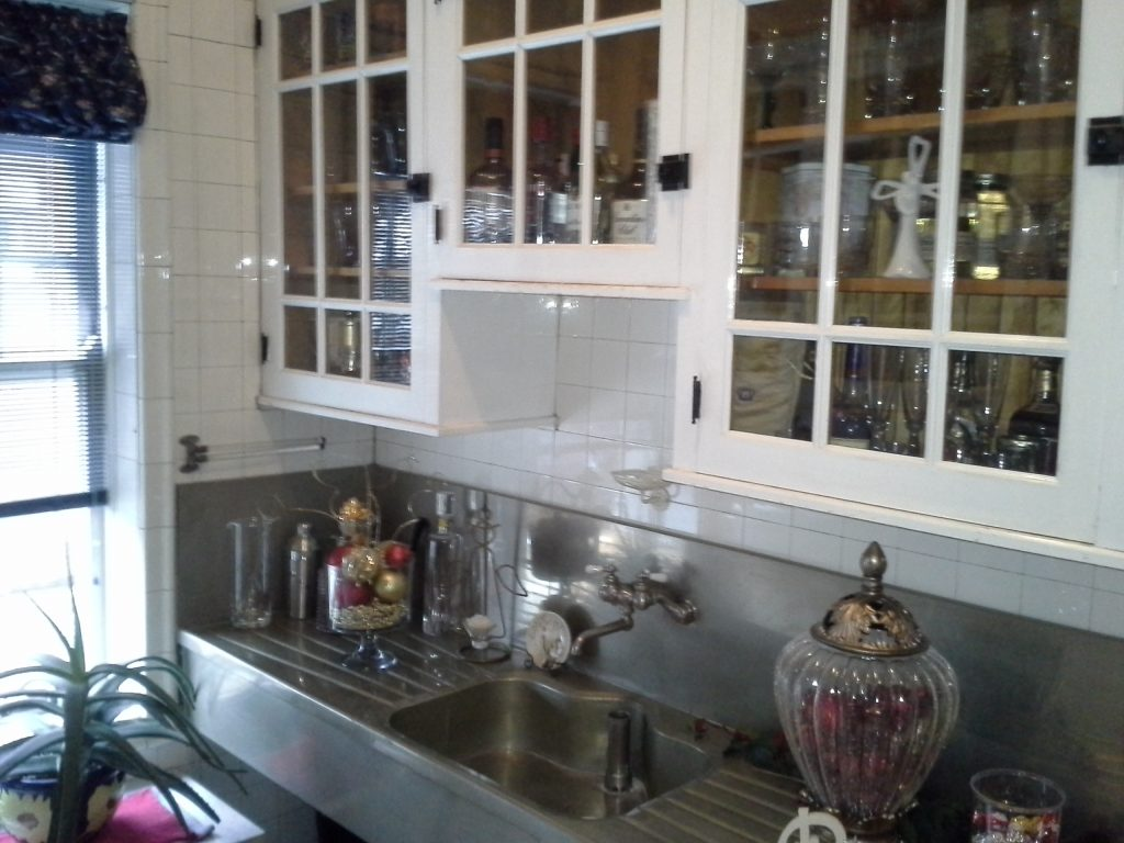Kitchen from 2013 Riverside Tour