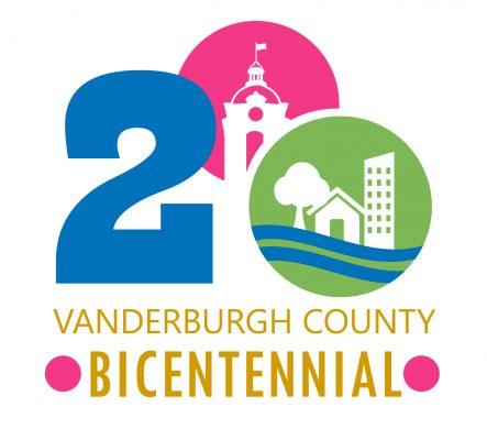 Vanderburgh County Bicentennial Loga
